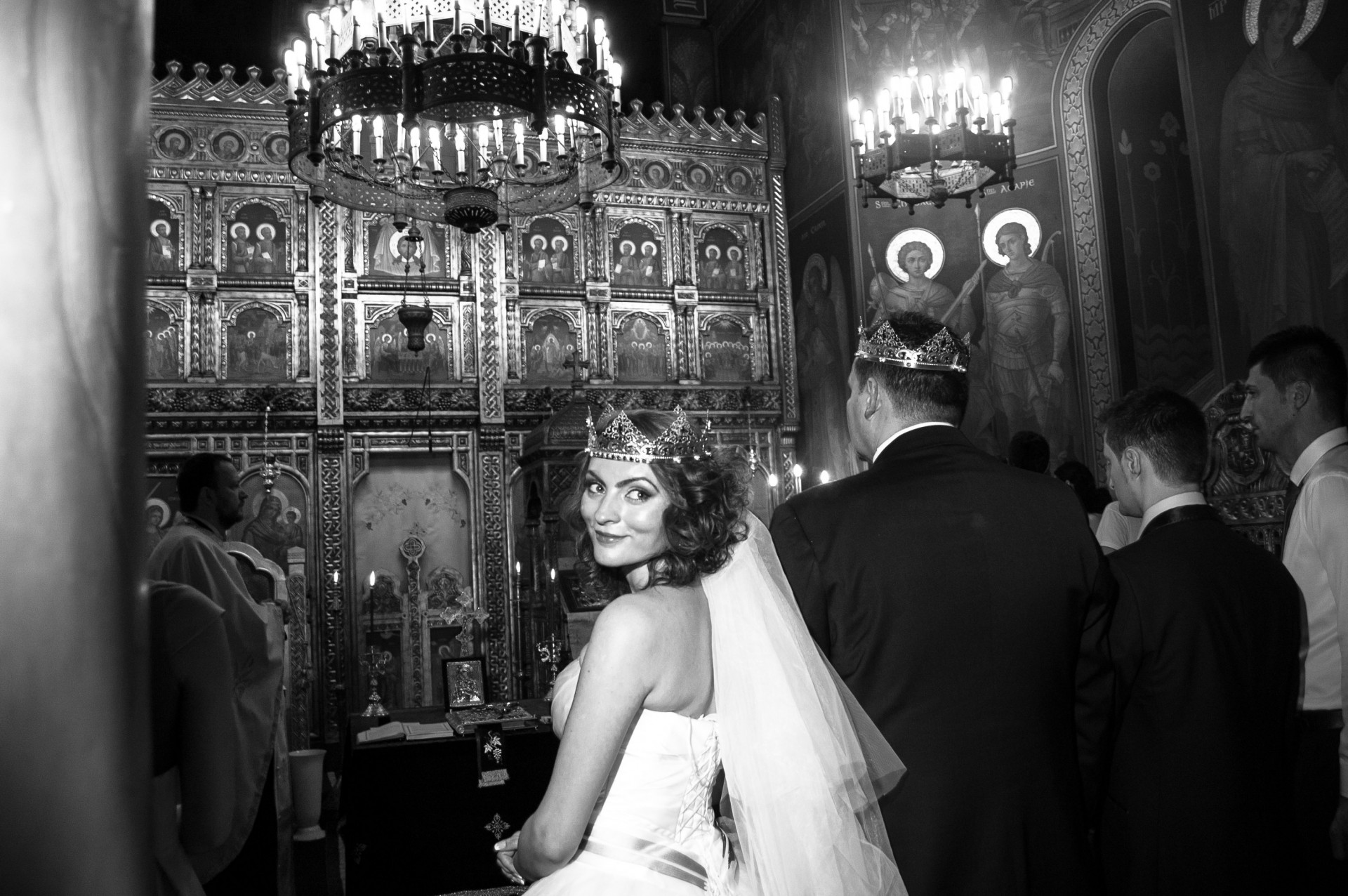Wedding, Romania